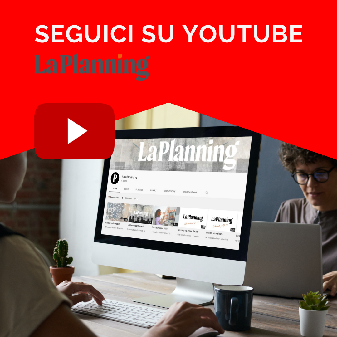 Canale YouTube LaPlanning